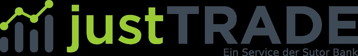 Logo justTRADE